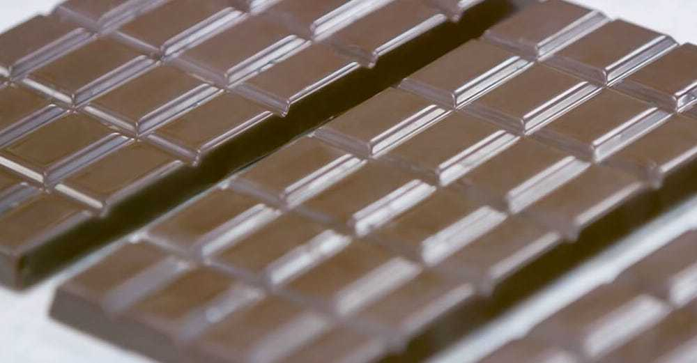Chocolate Bars are 3 for $25 - no code needed