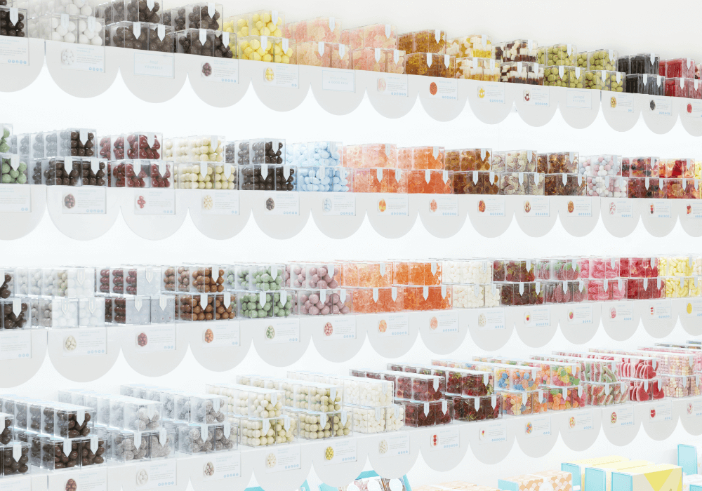 Sugarfina Boutique Monthly Happy Hours