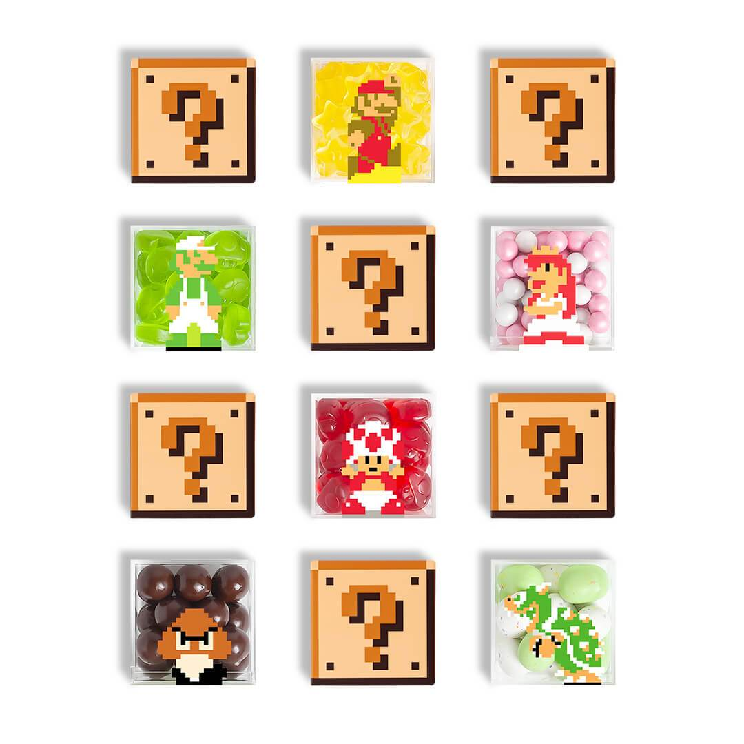 Super Mario Bros  x Sugarfina Candy Collection | Sugarfina