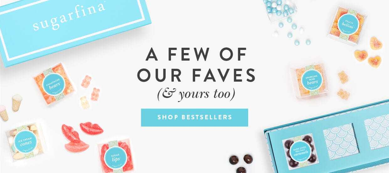 Shop Bestsellers - A Few Of Our Faves And Yours Too