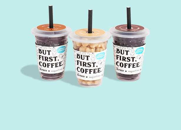 Pick 3 Mini Coffee Cups