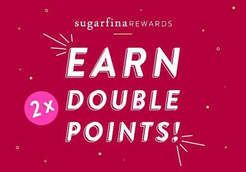 It's a great time to reward yourself with something sweet! Join our Rewards program and fast track yourself to free candy every month, plus enjoy even more perks. This week, earn Double Points on every purchase!
